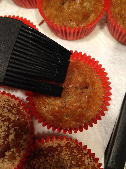 recept muffin kaneel