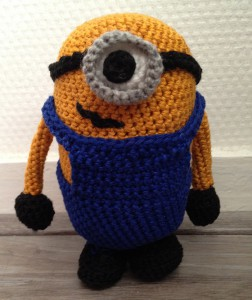 haakpatroon minion