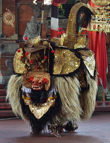Bali barongdans