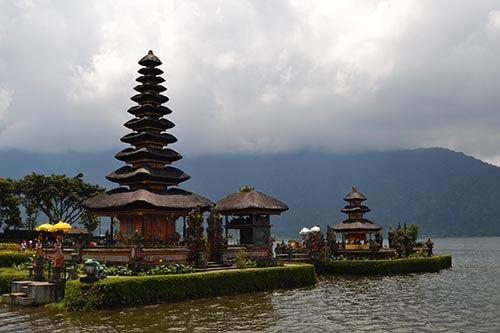 Bali tempelmeer