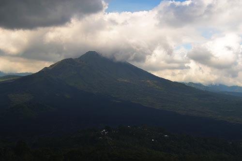 Bali vulkaan