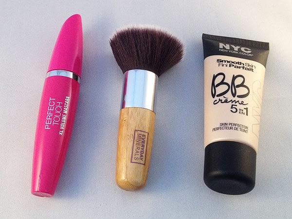 budget make-up