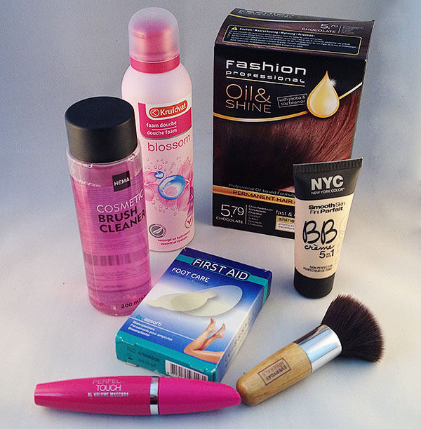 budget beautyproducten