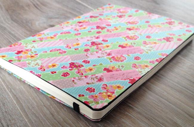 DIY notitieboekje