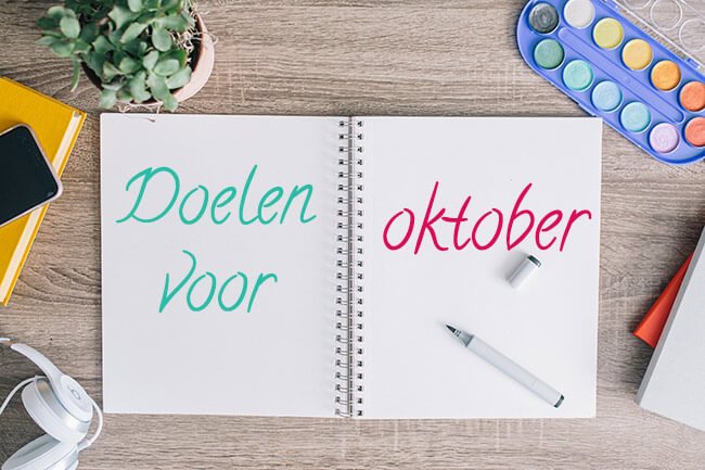 doelen oktober