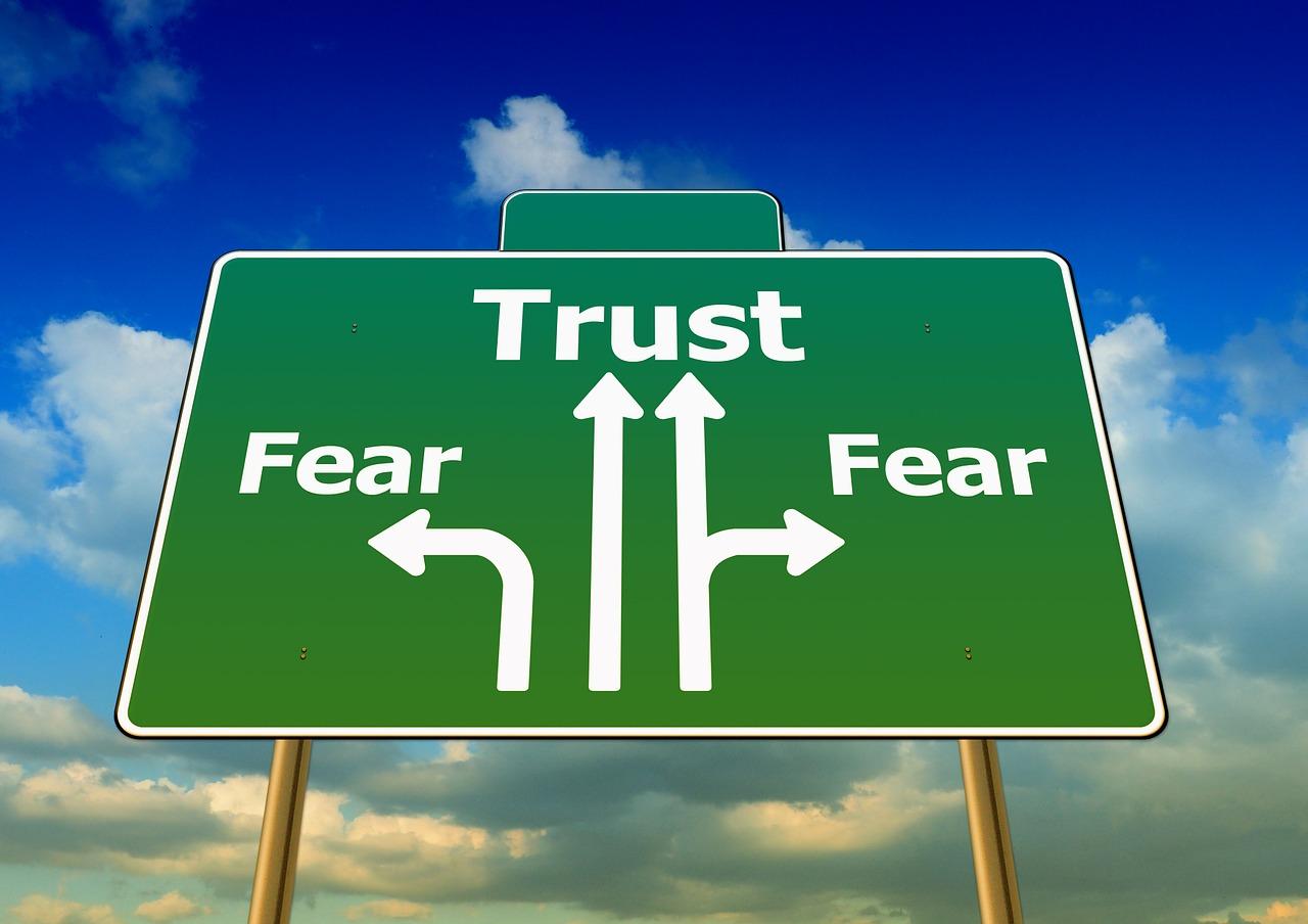 vertrouwen op je lichaam
