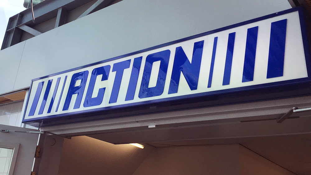 shoplog Action