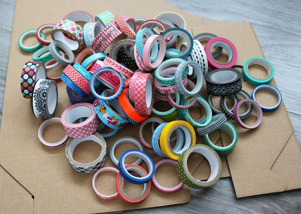 DIY tijdschriftencassette
