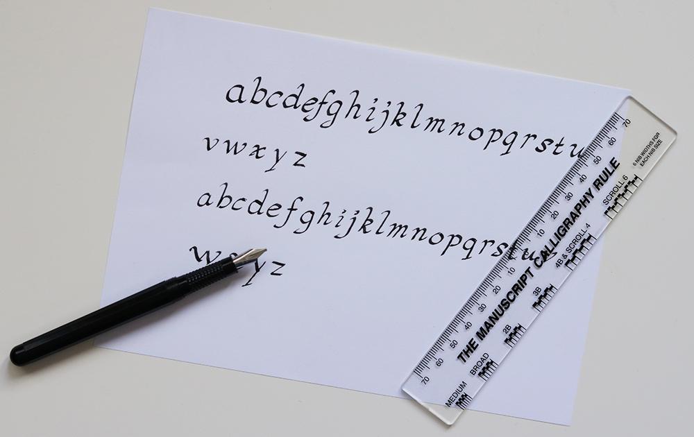 kalligrafiepen