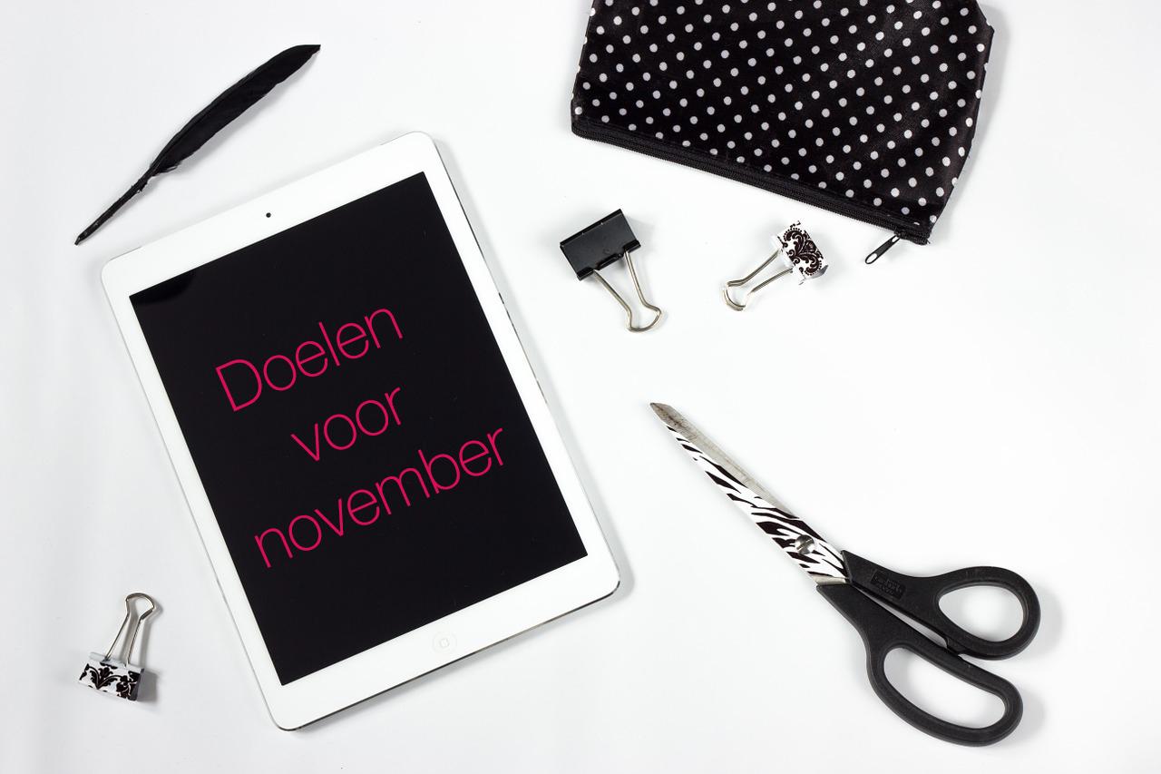 doelen-november