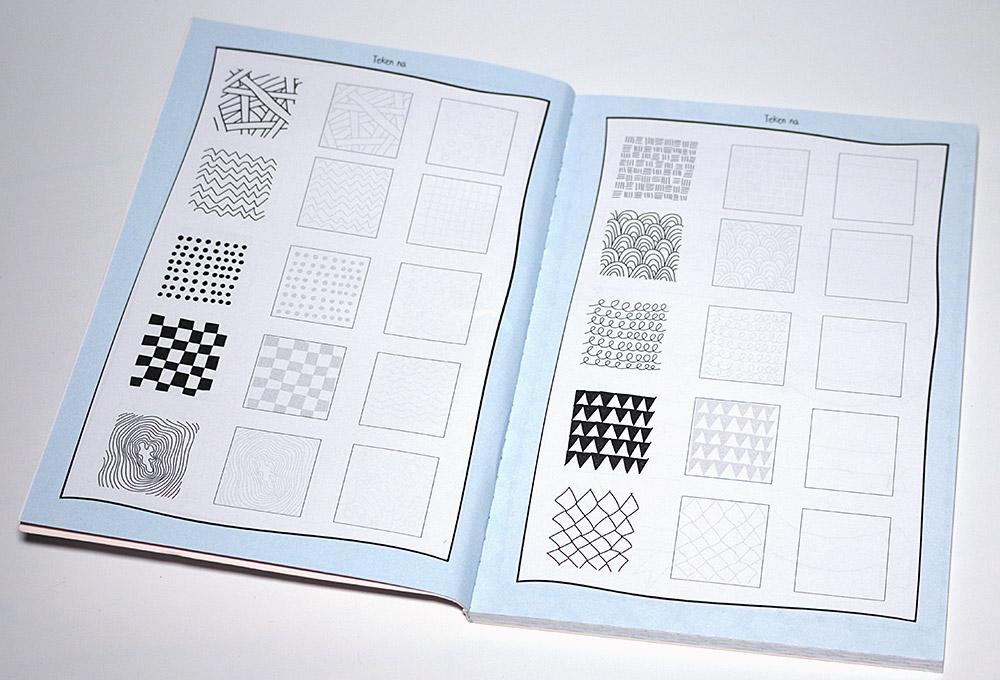 werkboek-doodlen